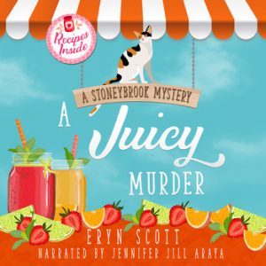 A Juicy Murder audio cover